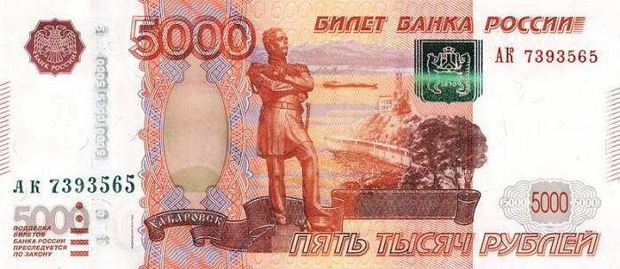 Russian Ruble - Public Domain