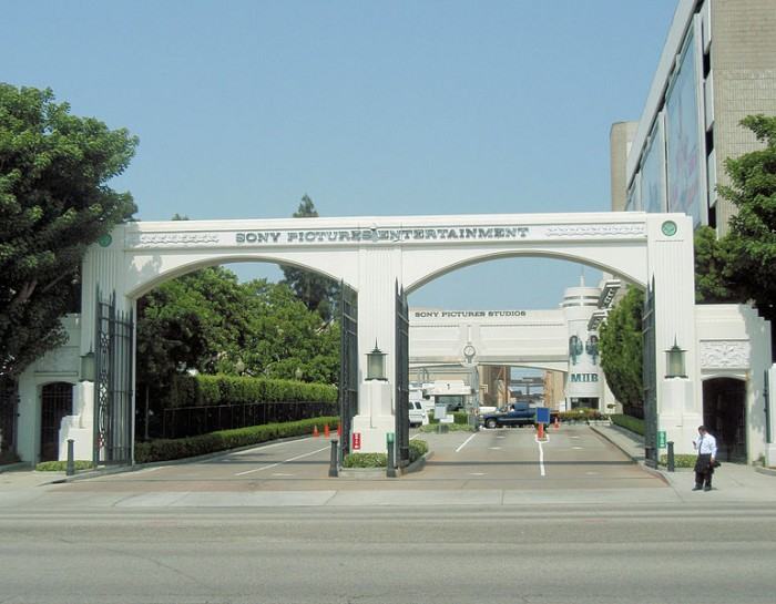 Sony Pictures Entertainment - Photo from Wikipedia