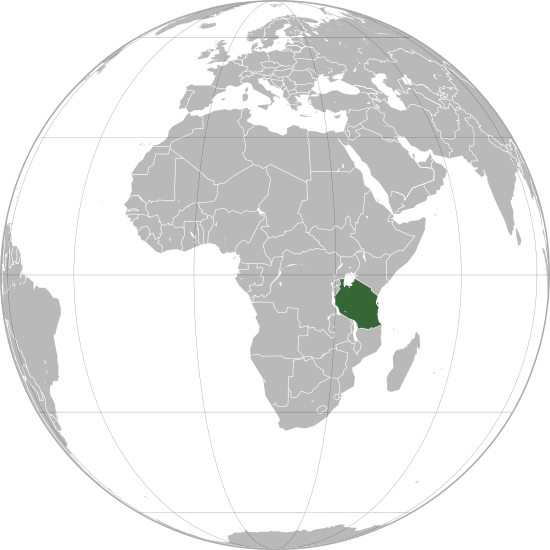 Tanzania - Public Domain