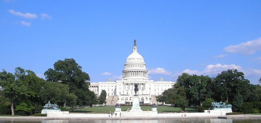 The U.S. Capitol - No Solutions Will Be Coming From Here
