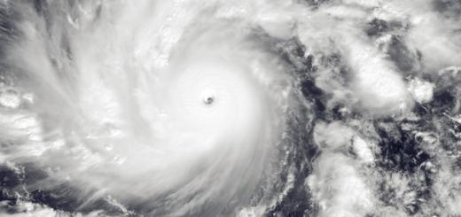 Typhoon Hagupit - Public Domain