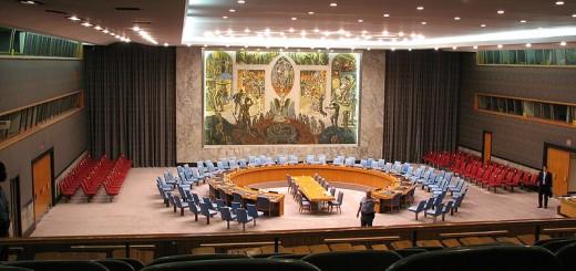 UN Security Council - Photo by Hu Totya