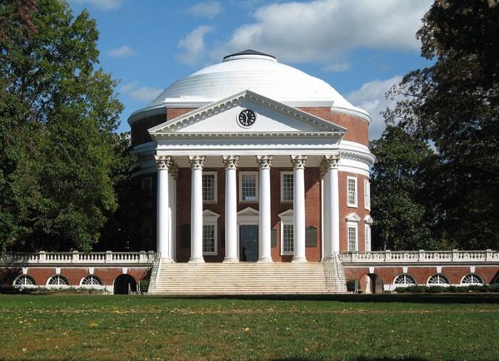 University Of Virginia - Public Domain