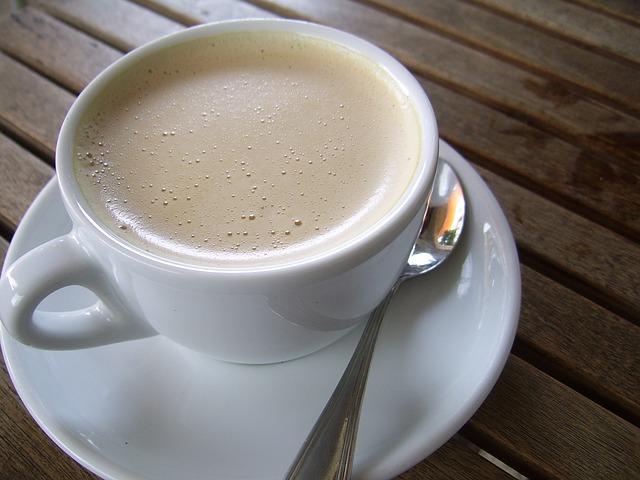 cappuccino - public domain