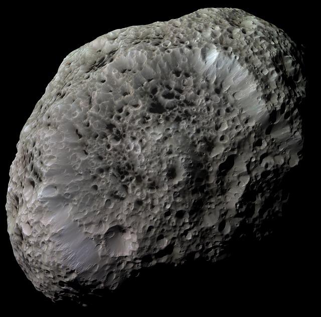 Asteroid - Public Domain