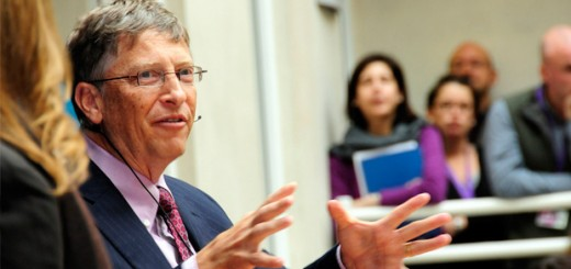 Bill Gates - DFID - UK Department for International Development, Flickr