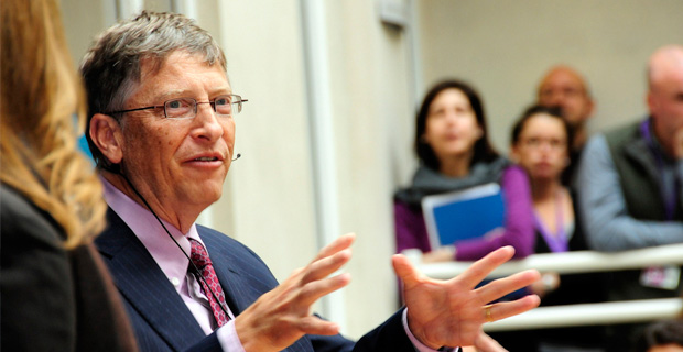 "Bill Gates pediu ""um tipo de governo global""  Bill-Gates-DFID-UK-Department-for-International-Development-Flickr"