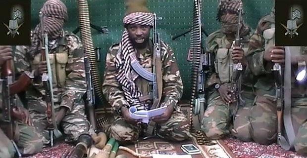 Boko Haram - Photo from Boko Haram Video