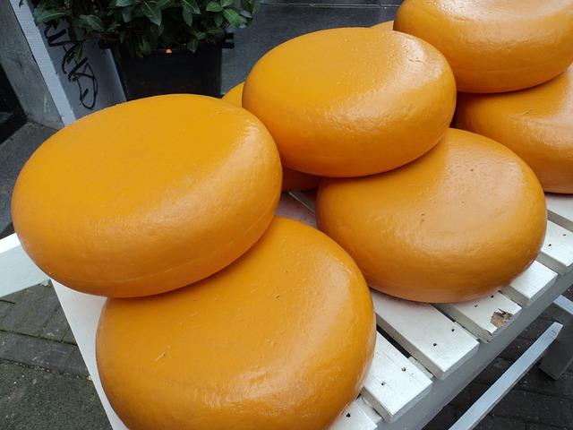 Cheese - Public Domain