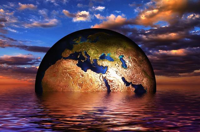 Climate Change Public Domain