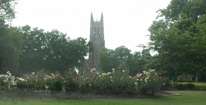 Duke University Chapel - Public Domain