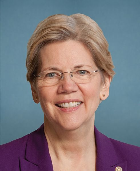 Elizabeth Warren - Public Domain