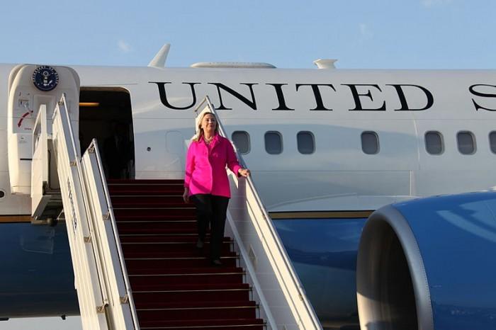 Hillary Clinton - Public Domain