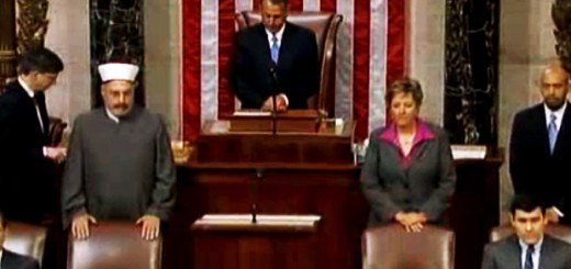Islamic Prayer In Congress