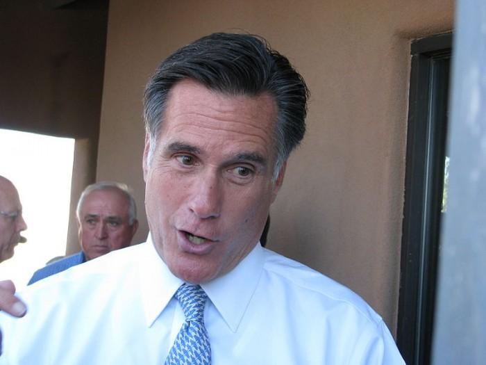 Mitt Romney By Matthew Reichbach On Flickr