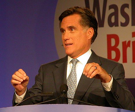 Mitt Romney The Establishment Choice