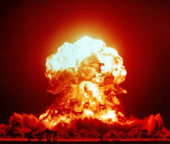 Nuclear War America