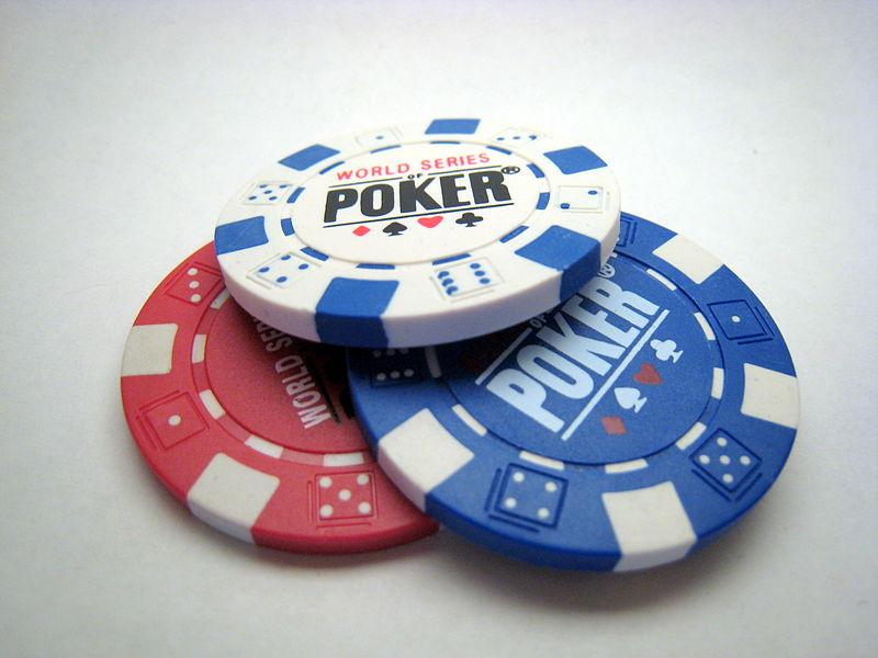 Poker Chips - Photo by Logan Ingalls