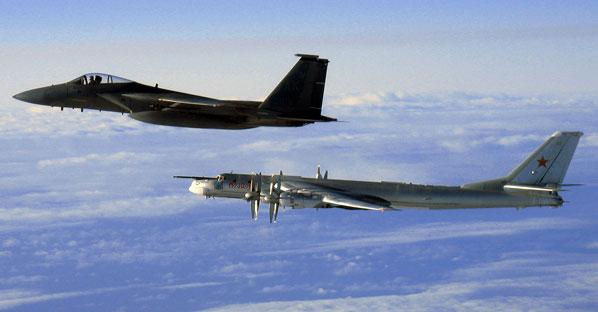 Russian Planes - U.S. Air Force