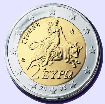 The Euro - A Woman Rides The Beast