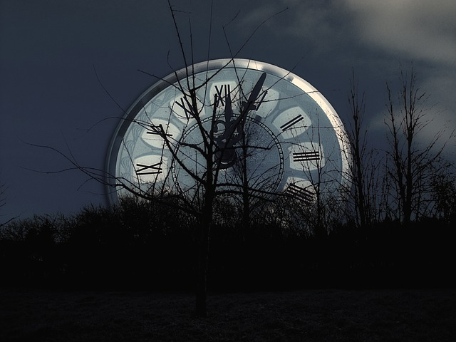 Time Is Running Out - Public Domain