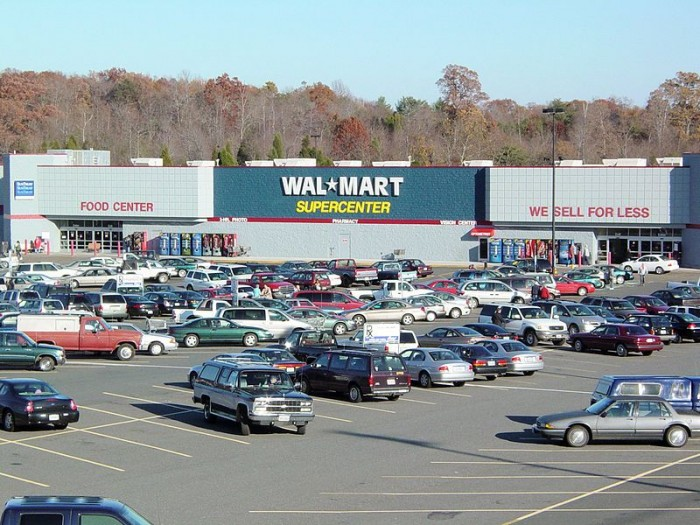Wal-Mart - Photo by Ben Schumin