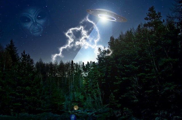 Are We Being Prepared To Believe That Extraterrestrials Seeded Life On Earth And That Jesus Was An Alien?