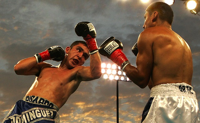 Boxing - Public Domain