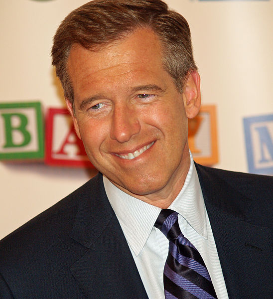Brian Williams - Photo by David Shankbone