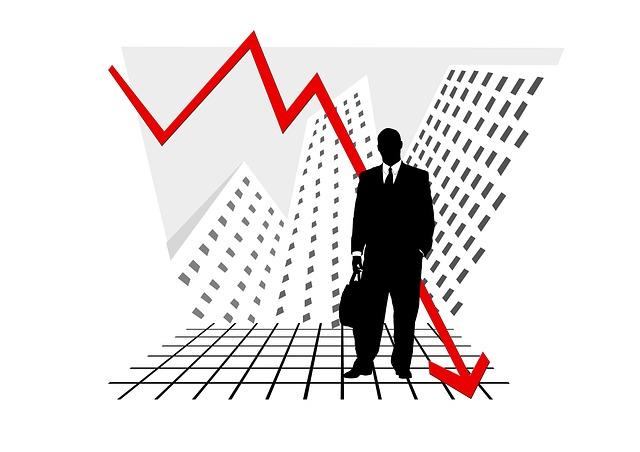 Stock Market Collapse - Public Domain
