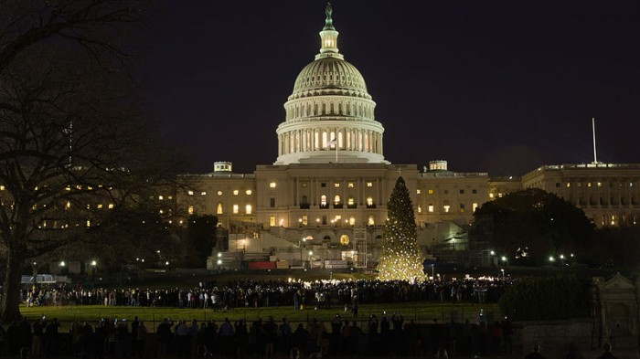 U.S. Capitol - Photo by Lance Cheung