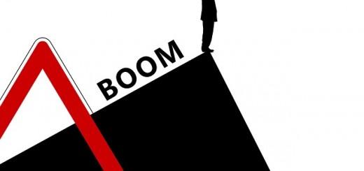 Stock Market Crash - Public Domain