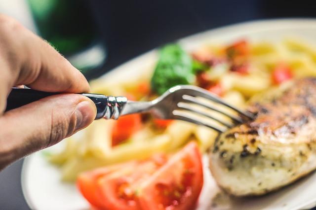 Dinner - Public Domain
