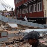 Nepal Earthquake 2015 - Photo by Krish Dulal