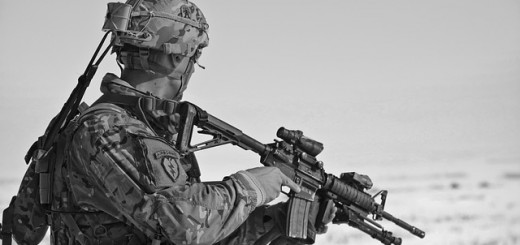 Soldier - Public Domain