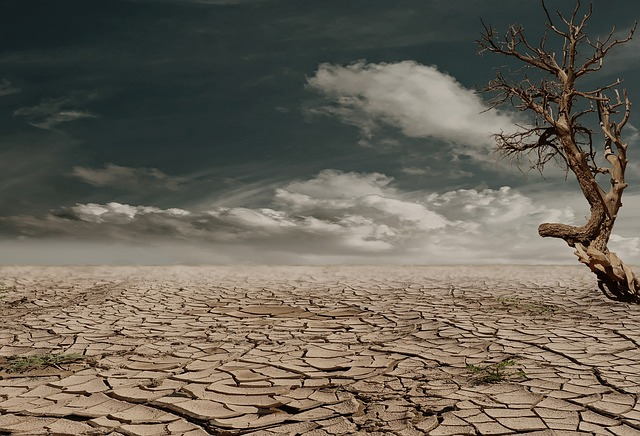 California Drought - Public Domain