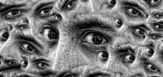 Many Eyes Watching - Public Domain