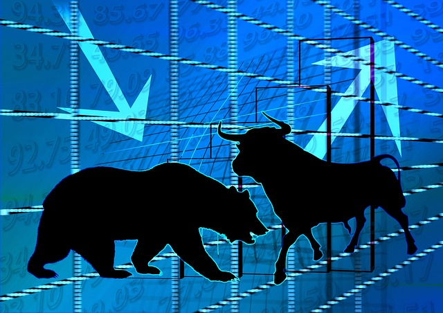 Stock Market Crash Bear - Public Domain