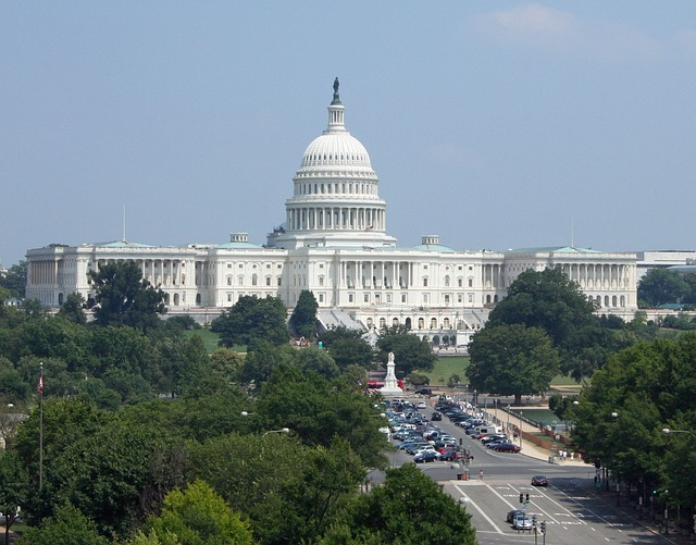 US Capitol Building - Public Domain