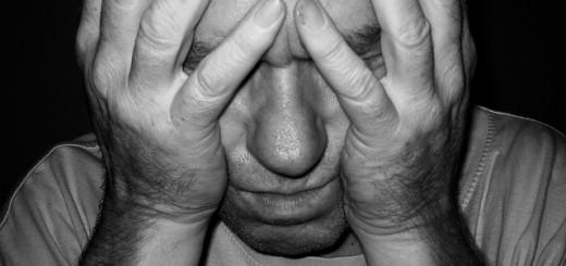 Despair And Depression - Public Domain