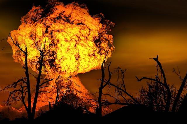 Fireball - Devastation - Public Domain