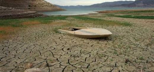 Lake Mead Water Shortage