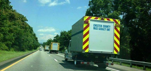 Mass Casualty Unit - Photo from Operation Jade Helm and Beyond Facebook Page