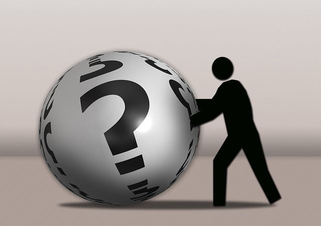 Question Ball - Public Domain