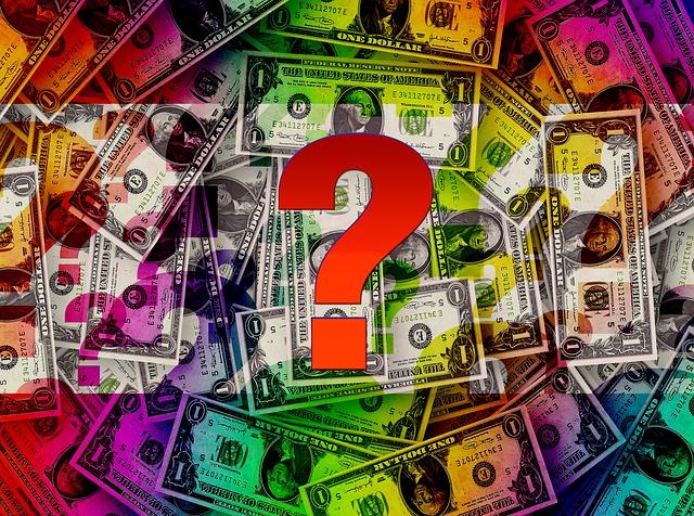 Question Dollar - Public Domain