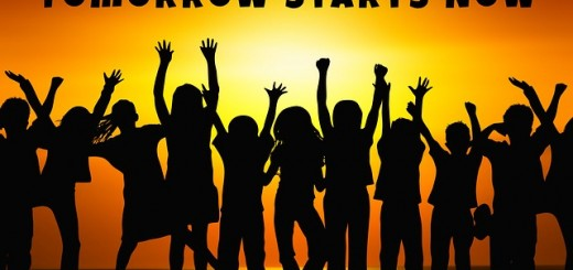 Tomorrow Starts Now - Public Domain