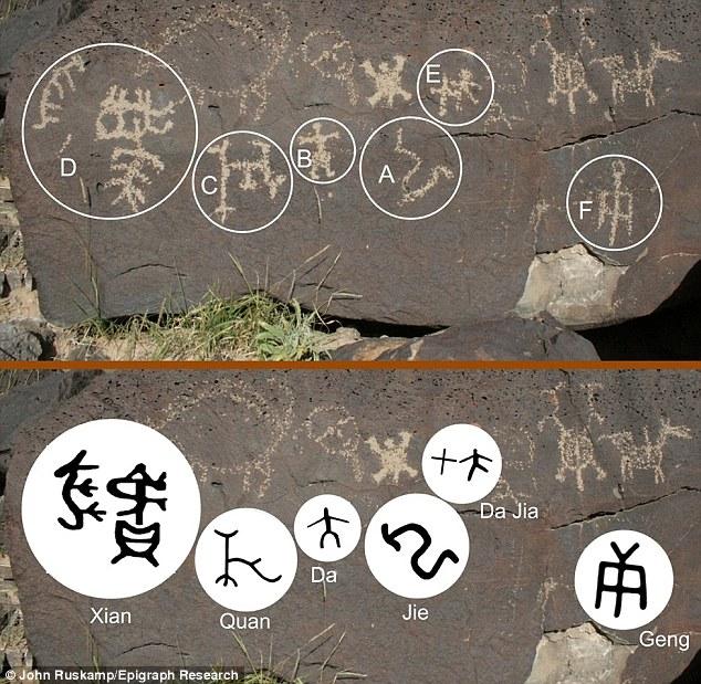 Ancient Chinese Art - Photo by John Ruskamp