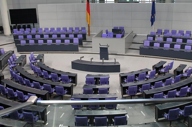 Bundestag - Public Domain