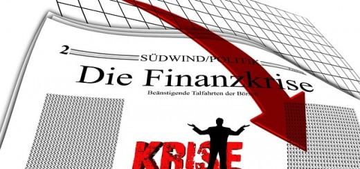 European Stock Market Crash - Public Domain