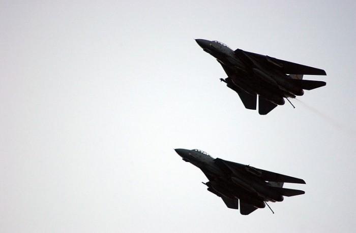 F-14D Tomcats
